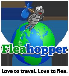 Fleahopper Logo
